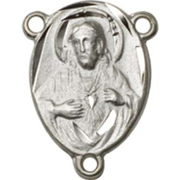 Scapular<br>0032CTR - 5/8 x 1/2<br>Rosary Center