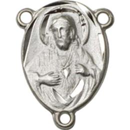 Scapular<br>0032CTR - 5/8 x 1/2<br>Rosary Center