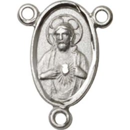 Scapular<br>0090CTR - 3/4 x 7/8<br>Rosary Center