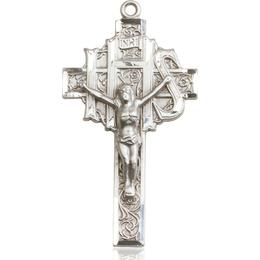 Crucifix<br>0100 - 1 7/8 x 1