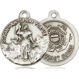 St. Joan of Arc Coast Guard<br>0193--3 - 7/8 x 3/4