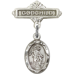 Guardian Angel<br>Baby Badge - 0301E/0736