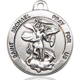 St. Michael the Archangel<br>0343 - 7/8 x 3/4