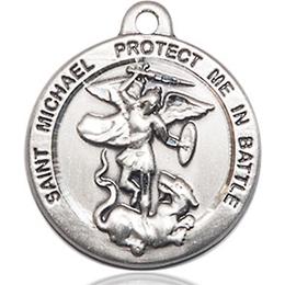 St. Michael the Archangel<br>0344 - 7/8 X 3/4