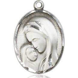 Madonna & Child<br>0447 - 3/4 x 1/2