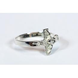 0516 - Crucifix Ring