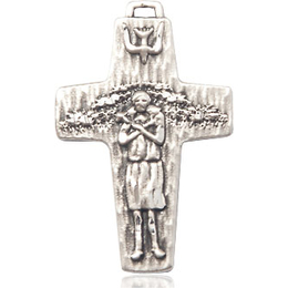 Papal Crucifix<br>Available in 2 Sizes