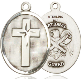 Cross National Guard<br>0783--5 - 1 1/8 x 3/4