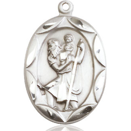 St Christopher<br>0801C - 1 x 5/8