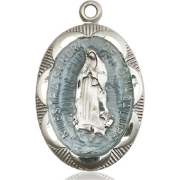 Our Lady of Guadalupe<br>0801EF - 1 x 5/8
