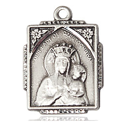 Our Lady of Czestochowa<br>0804CZ - 3/4 x 1/2