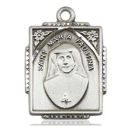 St Maria Faustina<br>0804MF - 3/4 X 1/2