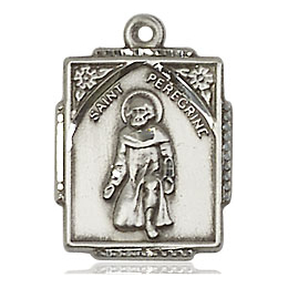 St Peregrine<br>0804P - 3/4 X 1/2