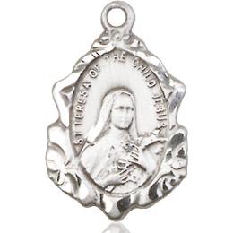St Theresa<br>0822T - 3/4 x 1/2