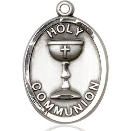 Holy Communion<br>0876 - 3/4 x 1/2