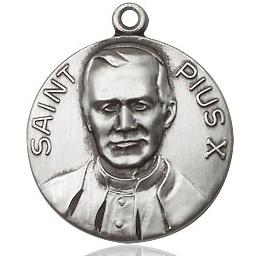 Pope Pius X<br>0885 - 3/4 x 5/8