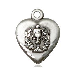 Heart / Communion<br>0892 - 5/8 x 1/2