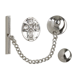 5-Way<br>0980L/TTL - 1/2 x 3/8<br>Lapel Pin/Tie Tac