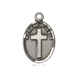 Friend In Jesus Cross<br>0981 - 1/2 x 1/4