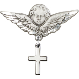 Cross<br>Baby Badge - 1006/0733