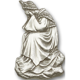 Our Lady of la Salette<br>1016V - 1 1/2 x 7/8<br>Visor Clip