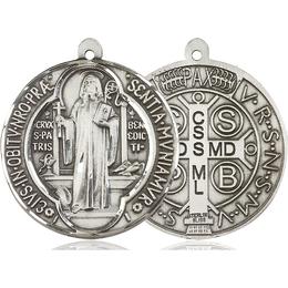St Benedict<br>1057 - 1 5/8 x 1 3/8