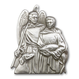 Saint Raphael<br>1058V - 2 1/4 x 1 7/8<br>Visor Clip