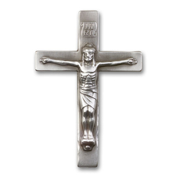 Crucifix<br>1066V - 2 3/8 x 1 5/8<br>Visor Clip