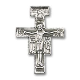 San Damiano<br>1070V - 1 7/8 x 1 3/8<br>Visor Clip