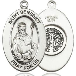 St. Benedict<br>11008 - 1 x 5/8