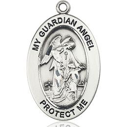 Guardian Angel w/Child<br>11118 - 1 x 5/8