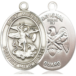 St Michael National Guard<br>1173--5 - 1 x 1 1/4