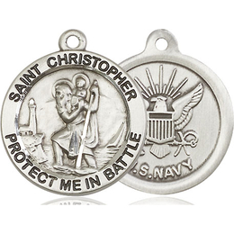 St Christopher Navy<br>1174--6 - 1 x 1 5/8