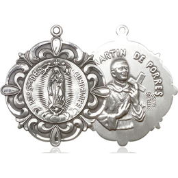 Our Lady of Guadalupe<br>1197 - 1 1/4 x 1 1/8