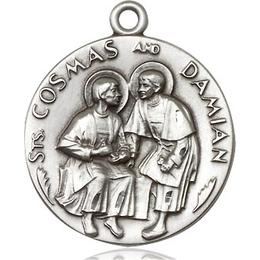 Sts Cosmas & Damian<br>1368 - 1 x 7/8