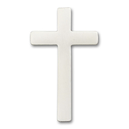 Choir Cross<br>Visor Clip - 1426V