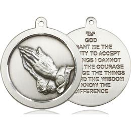 Praying Hand<br>2031 - 1 5/8 x 1 3/8