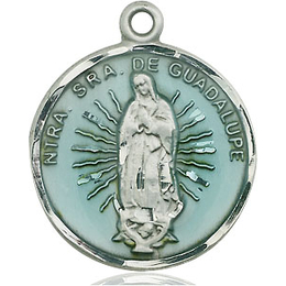 Our Lady of Guadalupe<br>2075E - 7/8 x 3/4