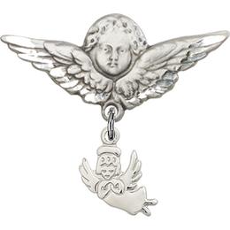 Guardian Angel<br>Baby Badge - 2128/0733
