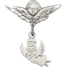 Guardian Angel<br>Baby Badge - 2128/0735