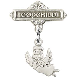 Guardian Angel<br>Baby Badge - 2128/0736