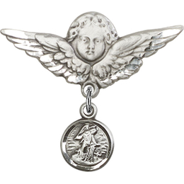 Guardian Angel<br>Baby Badge - 2340/0733