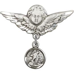 Guardian Angel<br>Baby Badge - 2340/0733