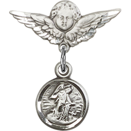 Guardian Angel<br>Baby Badge - 2340/0735