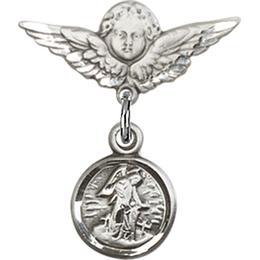 Guardian Angel<br>Baby Badge - 2340/0735