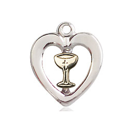 Heart / Chalice<br>3148 - 1/2 x 3/8