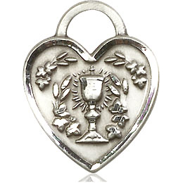 Communion Heart<br>3204 - 3/4 x 5/8