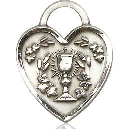 Communion Heart<br>3204 - 3/4 x 5/8