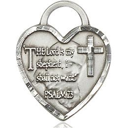 Lord is my Shepherd Heart<br>3211 - 3/4 x 5/8
