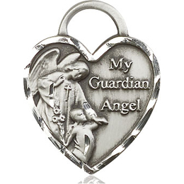 Guardian Angel Heart<br>3302 - 1 x 3/4